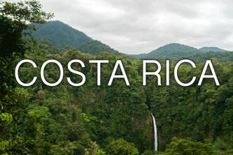 Oplevelser i Costa Rica