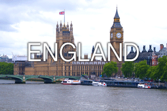 Guides til England
