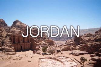 Guides til Jordan