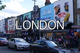Guides til London