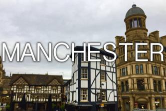 Guides til Manchester