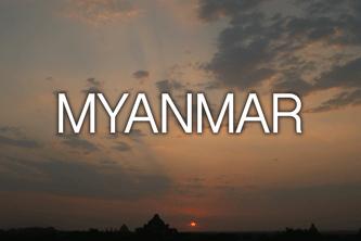 Guides til Myanmar