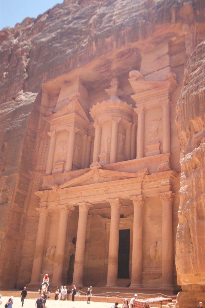 Petra - jordan backpacker rejser