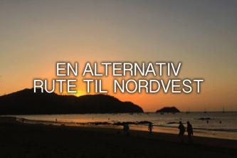 Alternativ rejserute costa rica