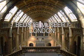 bedste museer i london