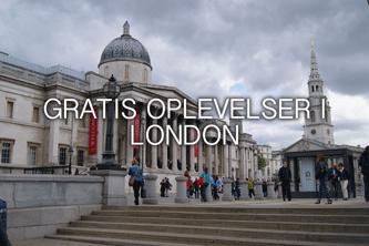 Gratis oplevelser i london
