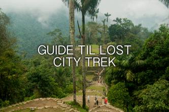 guide til lost city trek