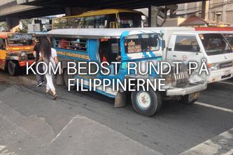 Kom bedst rundt - backpacking i Filippinerne