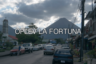 oplevelser i La fortuna