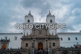 oplevelser i Quito, ecuador