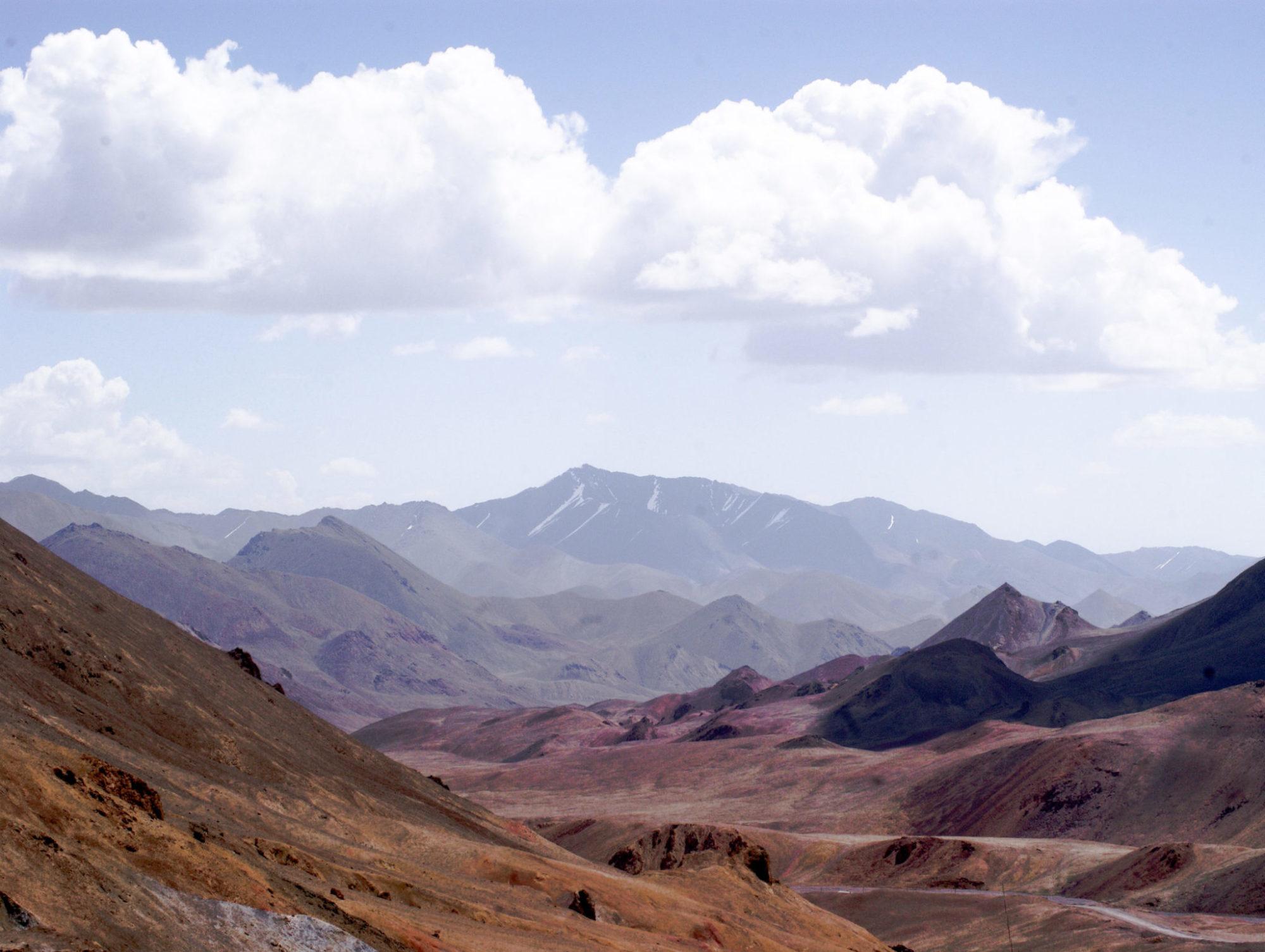 Start pamir highway oplevelser i kirgisistan