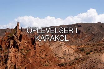 oplevelser i karakol kirgisistan