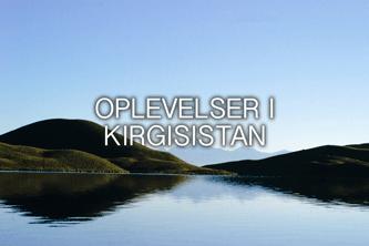 oplevelser i kirgisistan