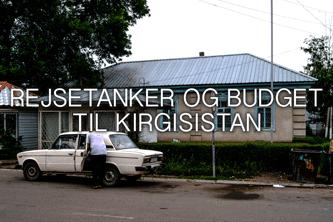 budget til kirgisistan
