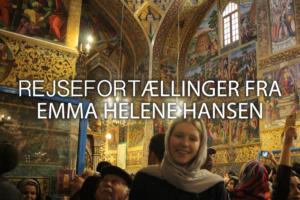 Rejsefortællinger – Emma Helene Hansen