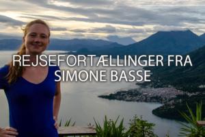 Rejsefortællinger af Simone Basse