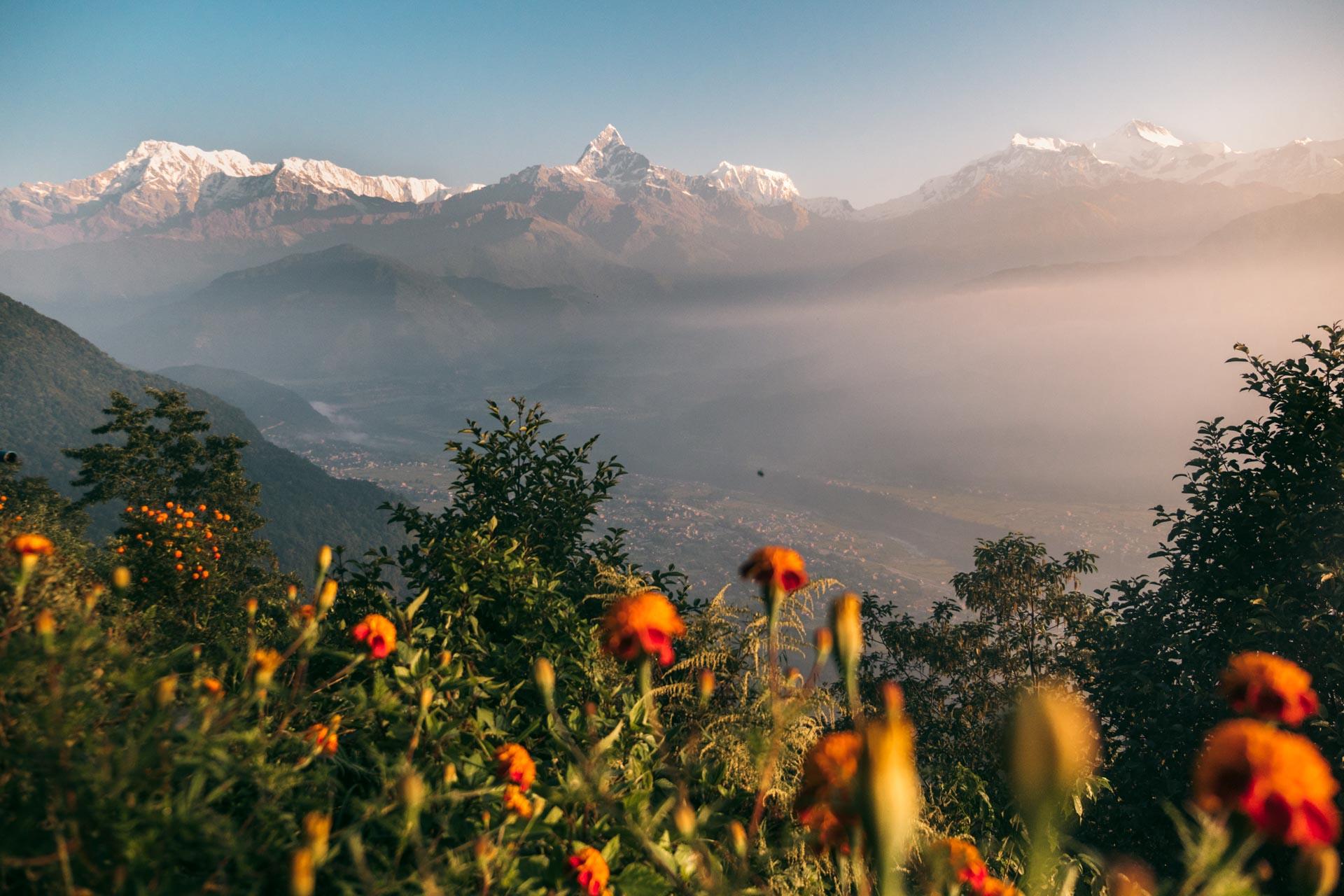 nepal nordombord