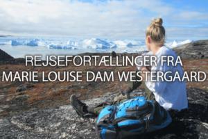 Rejsefortællinger af Marie Louise Dam