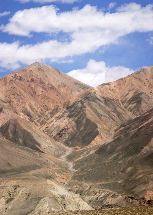 Forberedelse til Pamir highway