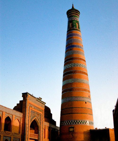 Oplevelser i Khiva